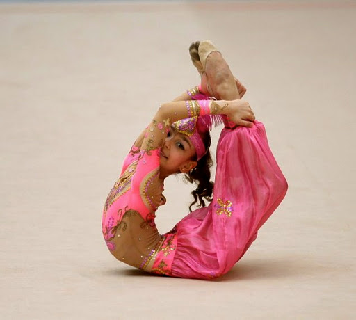 Nour AlOsta: Young Gymnast from Kuwait | FIVE ONE EIGHTyoung gymnast