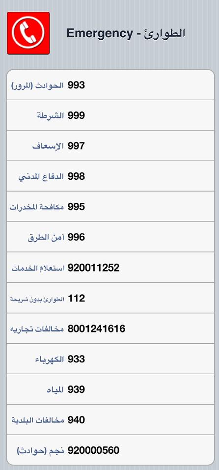 Phone number directory in kuwait